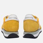 Мужские кроссовки Saucony Jazz Original Yellow/White фото- 3