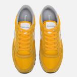 Мужские кроссовки Saucony Jazz Original Yellow/White фото- 4