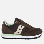 Мужские кроссовки Saucony Jazz Originals Brown/Mint фото- 0