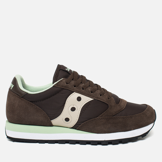 Мужские кроссовки Saucony Jazz Originals Brown/Mint