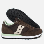 Мужские кроссовки Saucony Jazz Originals Brown/Mint фото- 2