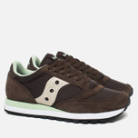 Мужские кроссовки Saucony Jazz Originals Brown/Mint фото- 1