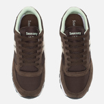 Мужские кроссовки Saucony Jazz Originals Brown/Mint фото- 4