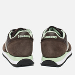 Мужские кроссовки Saucony Jazz Originals Brown/Mint фото- 3