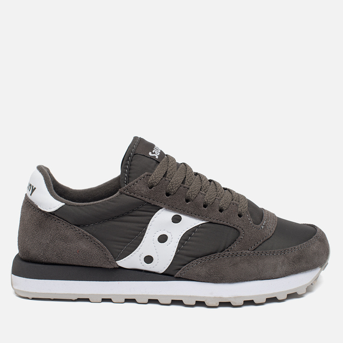 Мужские кроссовки Saucony Jazz Originals Charcoal/White
