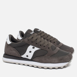 Мужские кроссовки Saucony Jazz Originals Charcoal/White фото- 1