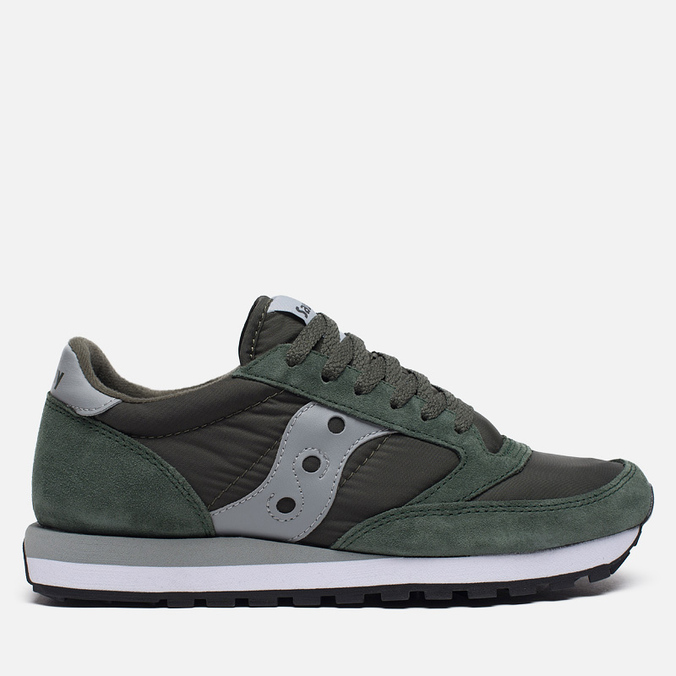 Мужские кроссовки Saucony Jazz Originals Green/Grey