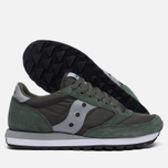 Мужские кроссовки Saucony Jazz Originals Green/Grey фото- 2