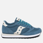 Мужские кроссовки Saucony Jazz Originals Teal/Green фото- 0