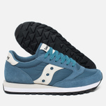 Мужские кроссовки Saucony Jazz Originals Teal/Green фото- 2
