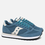Мужские кроссовки Saucony Jazz Originals Teal/Green фото- 1