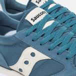 Saucony Jazz Originals Men's Sneakers Teal/Green photo- 6