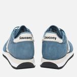 Saucony Jazz Originals Men's Sneakers Teal/Green photo- 3