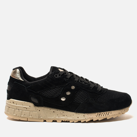 Мужские кроссовки Saucony Shadow 5000 Black/Gold Glitter