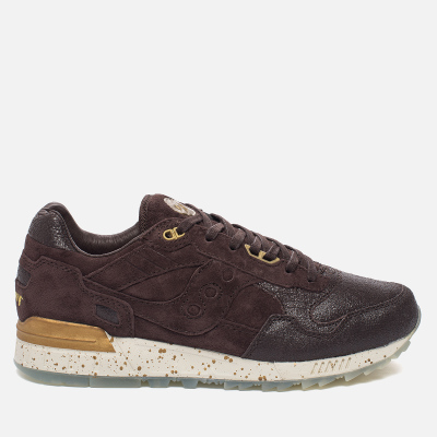 Saucony Shadow 5000 Elite Chocolate Pack Brown