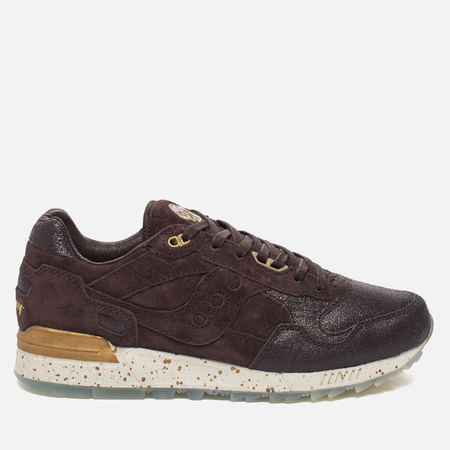 Мужские кроссовки Saucony Shadow 5000 Elite Chocolate Pack Brown