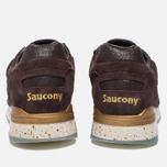 Мужские кроссовки Saucony Shadow 5000 Elite Chocolate Pack Brown фото- 5