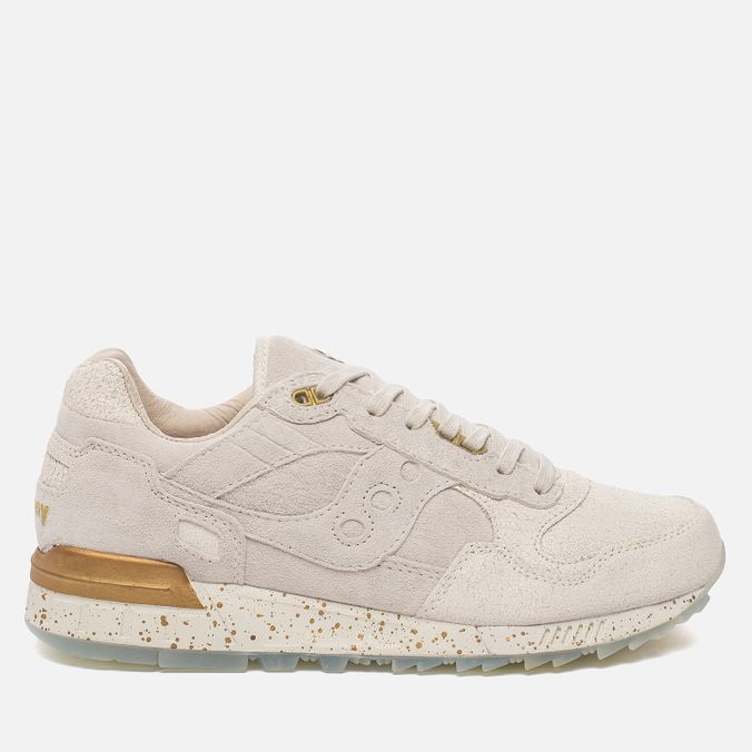 Мужские кроссовки Saucony Shadow 5000 Elite Chocolate Pack Off White