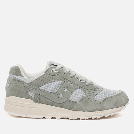 Мужские кроссовки Saucony Shadow 5000 Houndstooth Aqua Grey/White