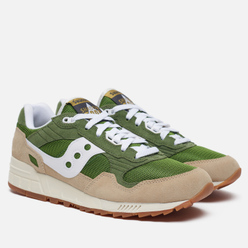 Мужские кроссовки Saucony Shadow 5000 Vintage Green/Brown