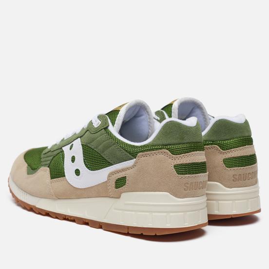 Мужские кроссовки Saucony Shadow 5000 Vintage Green/Brown