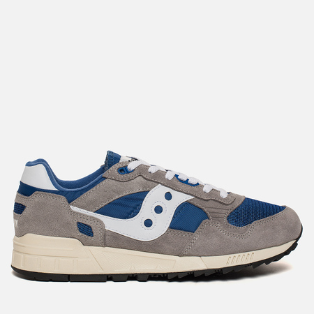 Мужские кроссовки Saucony Shadow 5000 Vintage Grey/Blue