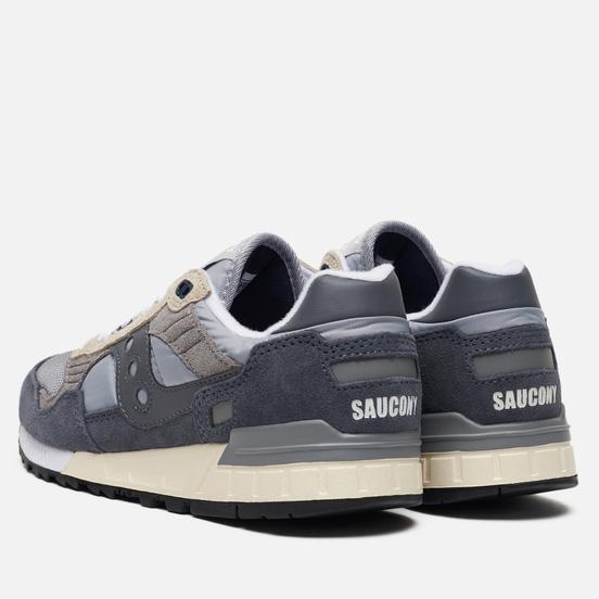 Мужские кроссовки Saucony Shadow 5000 Vintage Grey/Ebony