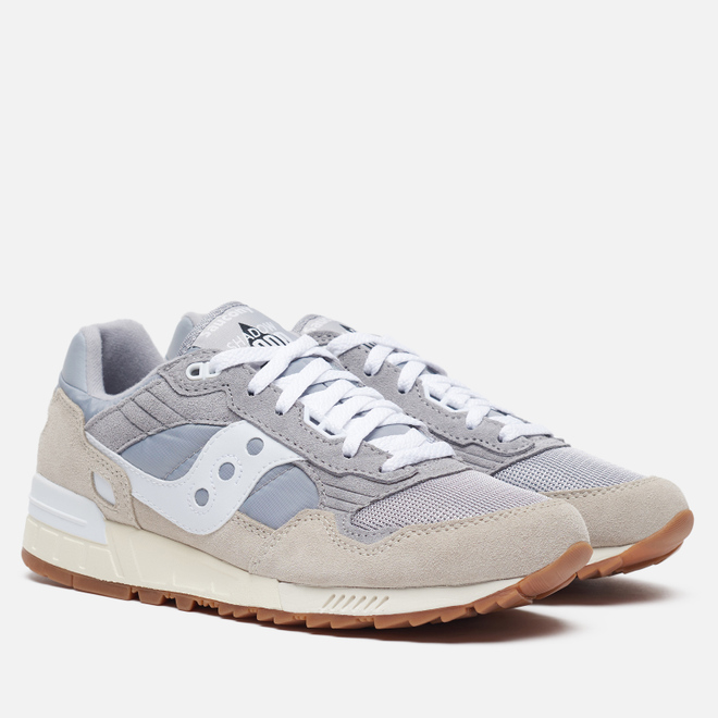 Мужские кроссовки Saucony Shadow 5000 Vintage Grey/White/Black