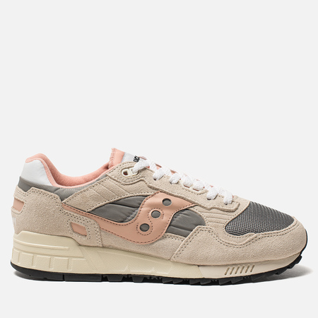 Мужские кроссовки Saucony Shadow 5000 Vintage Off White/Grey/Pink