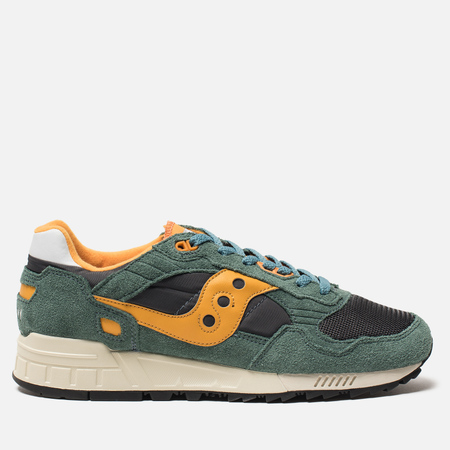 Мужские кроссовки Saucony Shadow 5000 Vintage Teal/Blue/Orange