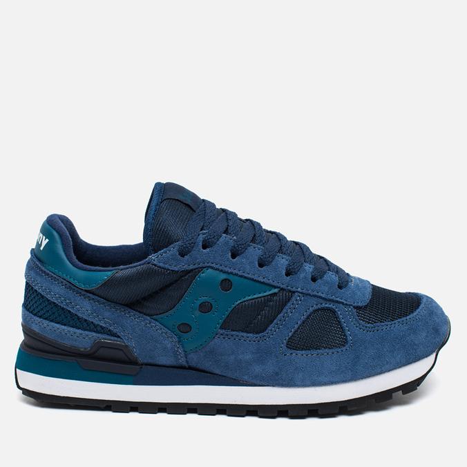 Мужские кроссовки Saucony Shadow Original Blue