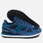 Saucony Shadow Original Men's Sneakers Blue photo- 2