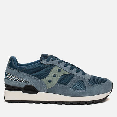 Мужские кроссовки Saucony Shadow Original Blue/Blue