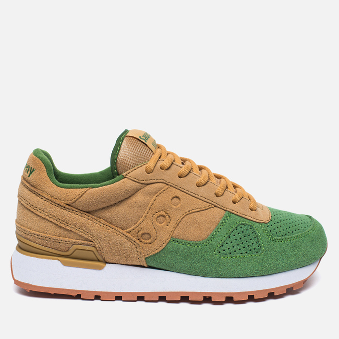 Кроссовки Saucony Shadow Original Cannoli Pack Tan/Light Green