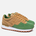 Кроссовки Saucony Shadow Original Cannoli Pack Tan/Light Green фото- 1