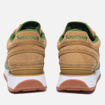 Saucony Shadow Original Cannoli Pack Sneakers Tan/Light Green photo- 5