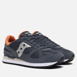 Мужские кроссовки Saucony Shadow Original Dark Grey/Burnt Orange