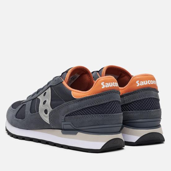 Мужские кроссовки Saucony Shadow Original Dark Grey/Burnt Orange