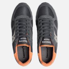 Мужские кроссовки Saucony Shadow Original Dark Grey/Burnt Orange фото- 1