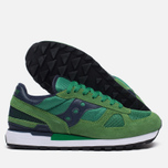 Saucony Shadow Original Men's Sneakers Green/Blue photo- 2