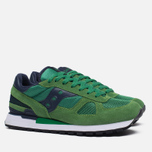 Saucony Shadow Original Men's Sneakers Green/Blue photo- 1