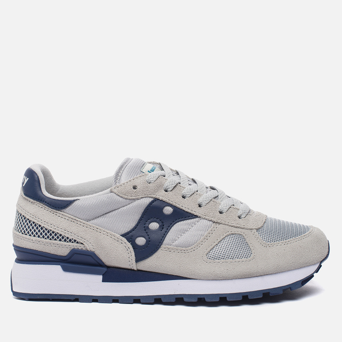 Мужские кроссовки Saucony Shadow Original Grey/Blue