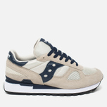 Мужские кроссовки Saucony Shadow Original Light Tan/Navy фото- 0