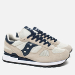 Мужские кроссовки Saucony Shadow Original Light Tan/Navy фото- 1