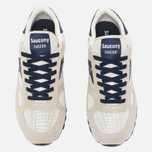 Мужские кроссовки Saucony Shadow Original Light Tan/Navy фото- 4