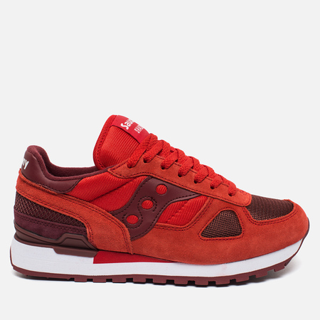 Saucony Shadow Original Men's Sneakers Red/Burgundy