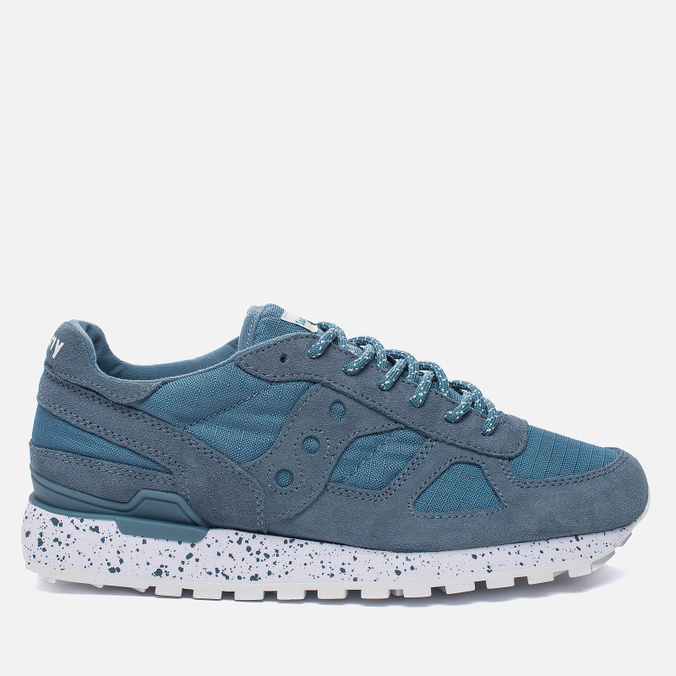 Мужские кроссовки Saucony Shadow Original Ripstop Teal Blue