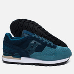 Мужские кроссовки Saucony Shadow Original Suede Blue/Teal фото- 1