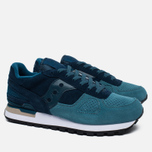 Мужские кроссовки Saucony Shadow Original Suede Blue/Teal фото- 2