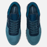Мужские кроссовки Saucony Shadow Original Suede Blue/Teal фото- 4